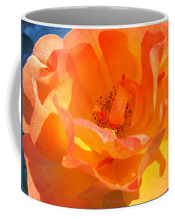 Orange Delight -  Images From The Garden Coffee Mug