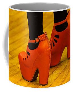 Orange Pair Coffee Mug