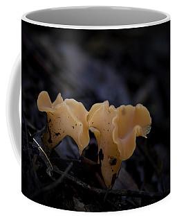 Coffee Mug featuring the photograph Orange Peel by Betty Depee