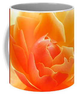 Orange Sherbet Coffee Mug by Deb Halloran