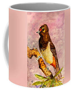 Orange-spotted Bulbul Coffee Mug