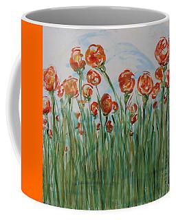 Orange Tops Coffee Mug