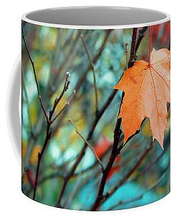 Orange You Gonna Fall Coffee Mug