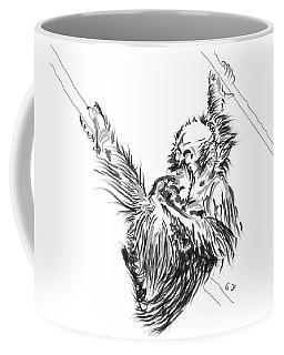 Orangutan Baby 2 Coffee Mug