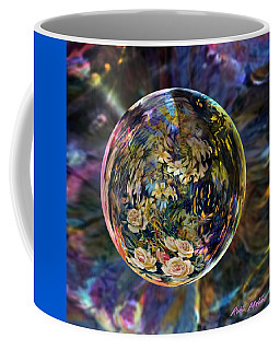 Orb Of Roses Past Coffee Mug