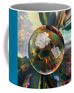 Oriental Abstract  Coffee Mug