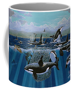 Orca Play Re009 Coffee Mug