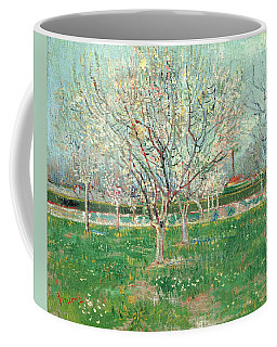 Orchard In Blossom, 1880  Coffee Mug