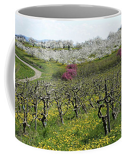 Orchard In France Coffee Mug