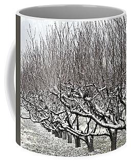 Orchard In Winter Coffee Mug