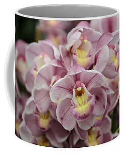 Orchid Bouquet Coffee Mug