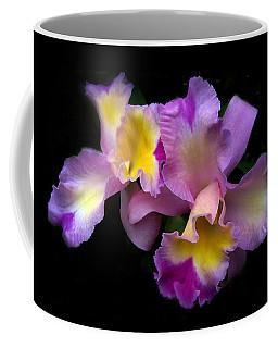 Orchid Embrace Coffee Mug