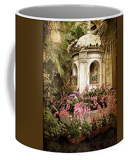 Orchid Exhibition Coffee Mug