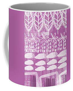 Orchid Fields Coffee Mug