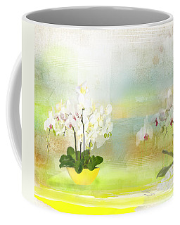 Orchids - Limited Edition 1 Of 10 Coffee Mug