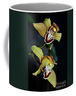 Orchids In The Evening Coffee Mug