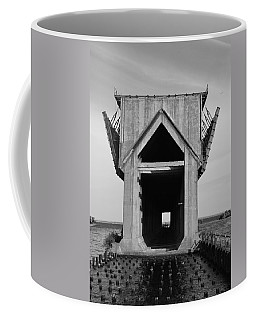 Ore Dock Marquette Michigan Coffee Mug
