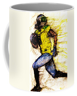 Oregon Football 2 Coffee Mug