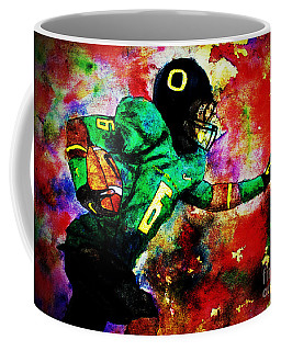 Oregon Football 3 Coffee Mug
