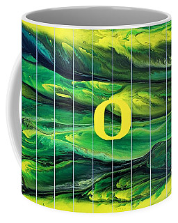 Oregon Football Coffee Mug