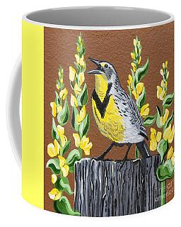 Oregon Meadowlark Coffee Mug