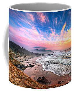 Oregon Sunset Coffee Mug