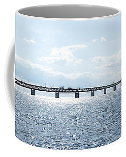 Oresundsbron Panorama 01 Coffee Mug