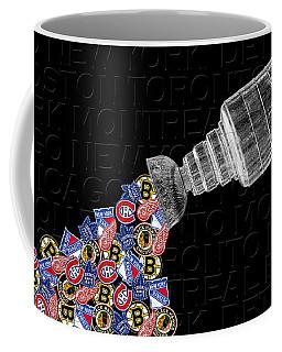 Original Six Stanley Cup 2 Coffee Mug