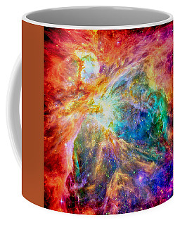 Orions Heart-where The Stars Are Born Coffee Mug