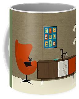 Orla Kiely Cabinet Coffee Mug