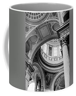 Ornate Curves Coffee Mug