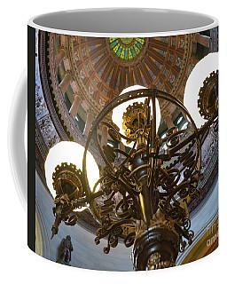 Ornate Lighting - Sprngfield Illinois Capitol Coffee Mug