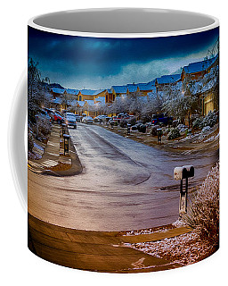 Oro Valley Winter No.54 Coffee Mug