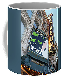 Orpheum Sign Coffee Mug