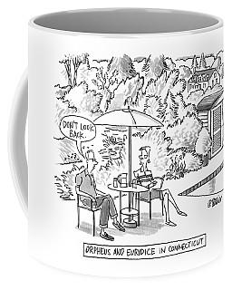 Orpheus And Eurydice In Connecticut Coffee Mug