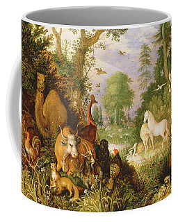 Orpheus Charming The Animals, C.1618 Coffee Mug