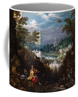 Orpheus Coffee Mug by Roelant Savery