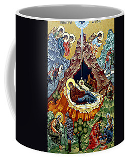 Orthodox Nativity Of Christ Coffee Mug