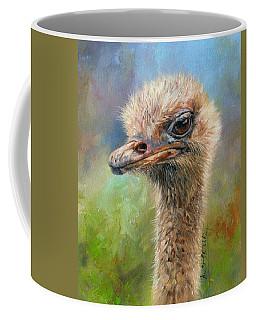 Ostrich Coffee Mug