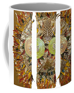 Osun Sun Coffee Mug by Apanaki Temitayo M