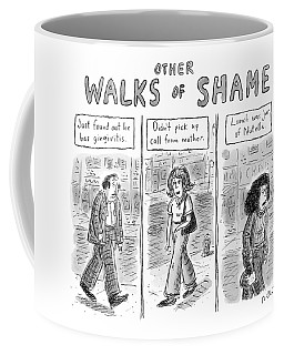 Other Walks Of Shame -- Just Found Coffee Mug