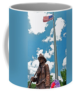 Our Heroes Coffee Mug