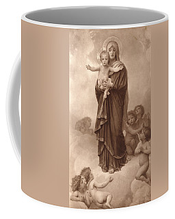 Our Lady Of The Angels Coffee Mug