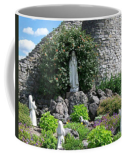Our Lady Of The Woods Shrine Lll Coffee Mug