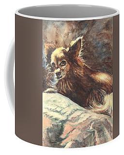 Chihuahua Angel Coffee Mug