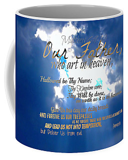 Our Lords Prayer Coffee Mug