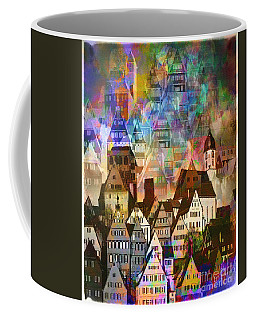 Our Old Town Coffee Mug