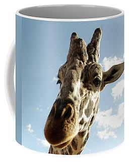 Out Of Africa Girraffe 2 Coffee Mug