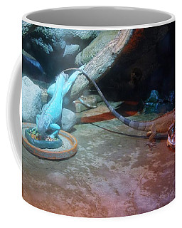 Out Of Africa Lizards Coffee Mug