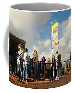 Out Of Africa  Reptile House Coffee Mug